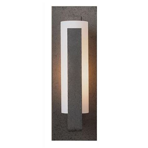 Bar Wall Sconces Hubbardton Forge Ada Compliant Steel Bar Wall Sconce