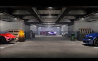 Garage For Cars Garage Background Wallpaper 14140