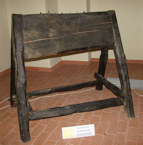 wooden horse torture 10 most cruel torture devices of all time history rundown