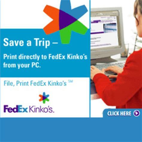 fedex kinkos fedex kinkos w squared marketing