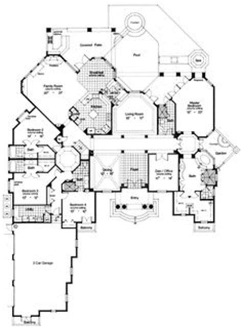 carefree homes floor plans luxury foxfield way house 4 5 bedroom one story house plan with exercise room