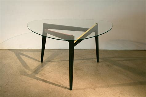 Glass Coffee Table For Sale Vintage Italian Triangular Glass Coffee Table S For Sale At Coffee Table Inspirations