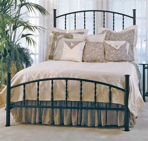 wrought iron bed antique wrought iron bed derektime design romantic and