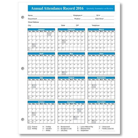 2016 2bemployee 2battendance 2bcalendar 2b3 Projects To Try Pinterest Attendance Printable Employee Attendance Calendar 2016 Printable Calendar Template 2018