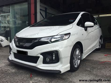 Spoiler Mugen Jazz Rs malaysia kit spoiler door visor accessories performance parts aerodynamic spare parts