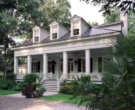 Taken Back A Bit Well Composed Home Southern Style House Plans With Columns