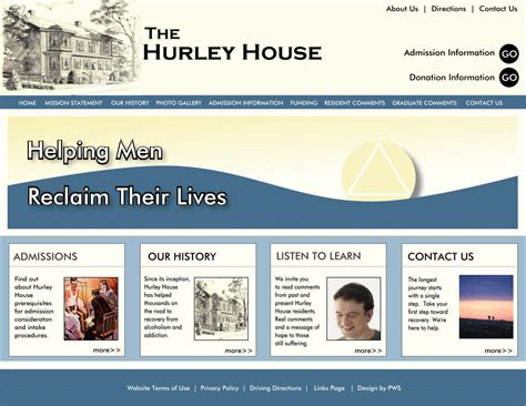 Inpatient Detox by Inpatient Rehab Hurley House In Ma Substance Abuse
