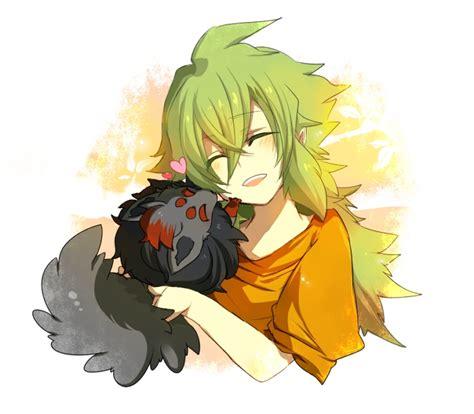 N Anime by Pok 233 Mon Image 1231937 Zerochan Anime Image Board