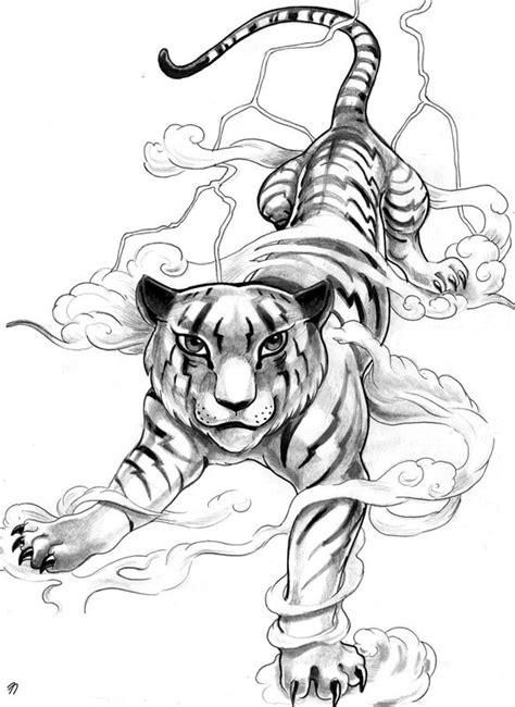 tattoo dragon et tigre galerie image tattoo dragon japonais et tigre 40 ans