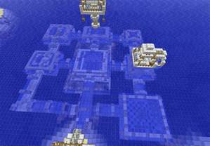 Blueprints Houses underwater house minecraft project