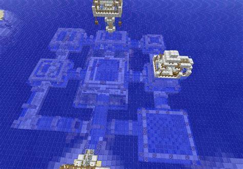 minecraft underwater house underwater house minecraft project