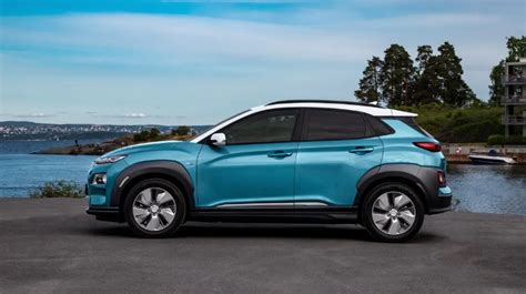 Hyundai Kona Ev 2020 by 2020 Hyundai Kona Ev 2020 Hyundai