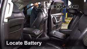 2009 Buick Enclave Battery Location Battery Location On 2008 Buick Enclave Wiring Diagram