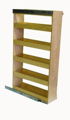 kitchen cabinet sliding shelf 1000 ideas about sliding shelves on pinterest appliance