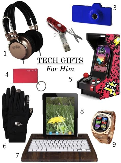 a bit of sass cool tech gifts for guys
