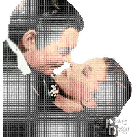 pattern of film review gone with the wind cross stitch pattern