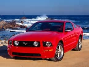 2005 Ford Mustang Gt Free Hq 2005 Ford Mustang Gt Coupe Wallpaper Free Hq
