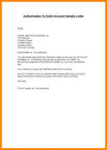 Authorization Letter Sle For Bank 5 Format Of Letter To Editor Authorization Memorandum 5 Sle Authorization Letter To Claim
