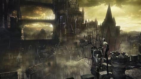 dark souls iii dark souls video games castle fantasy