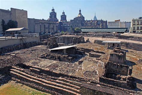 imagenes centro historico ciudad mexico panoramio photo of 30 11 2011 templo mayor centro