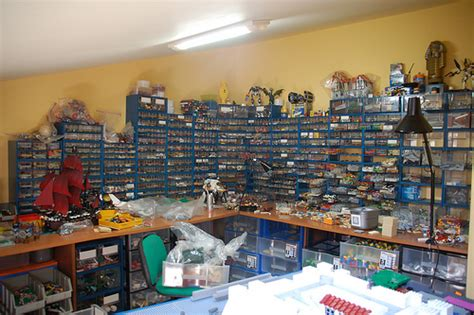 When The Lights All Shine Lego Display Amp Storage Ideas 2 A Gallery On Flickr