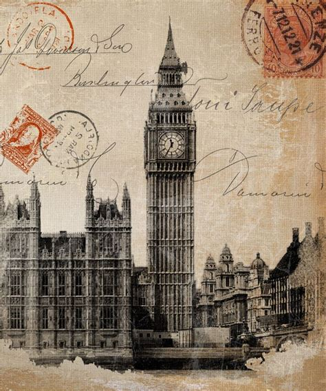 Lukisan Modern Big Ben find more painting calligraphy information about retro architecture big ben canvas wall