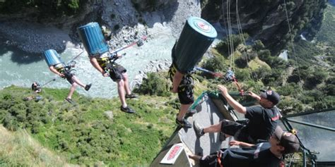 shotover swing shotover canyon swing partners queenstown combos