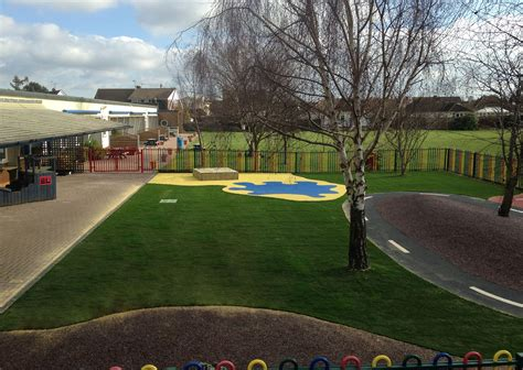 Installing Kitchen Island Canvey Island Reception Class Outdoor Play Space New