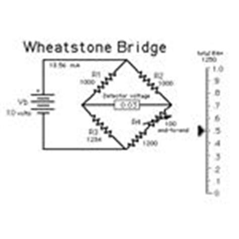 wheatstone bridge how it works how does a wheatstone bridge work