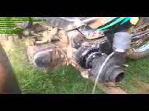 Pompa Air Tenaga Sepeda Motor cara pemasangan pompa air tenaga sepeda motor