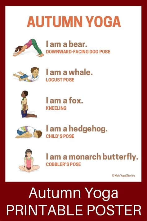 printable yoga poster 770 best images about yoga poses on pinterest