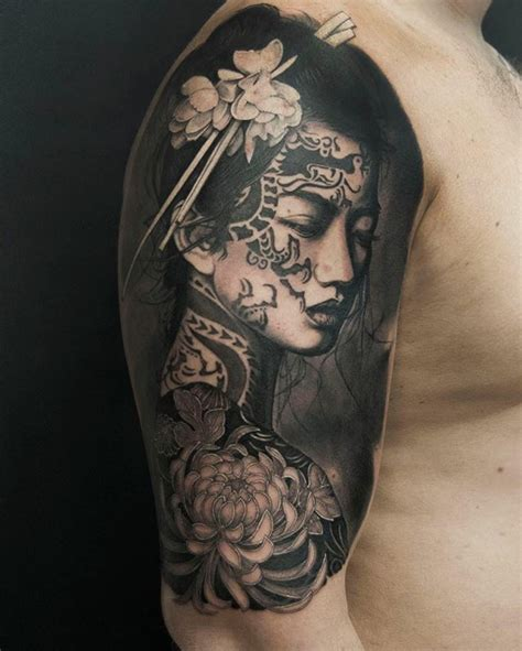tattoo geisha orientale 25 best ideas about yakuza tattoo on pinterest yakuza 1