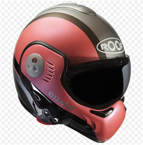 Motorradhelm Roof by Roof Boxer Helmet Review