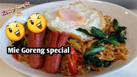 resep mie goreng special telur ceplok tkw hongkong