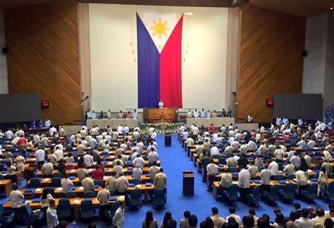 House Of Representatives Term Of Office by Duterte Won T Attend Congress Proclamation Headlines