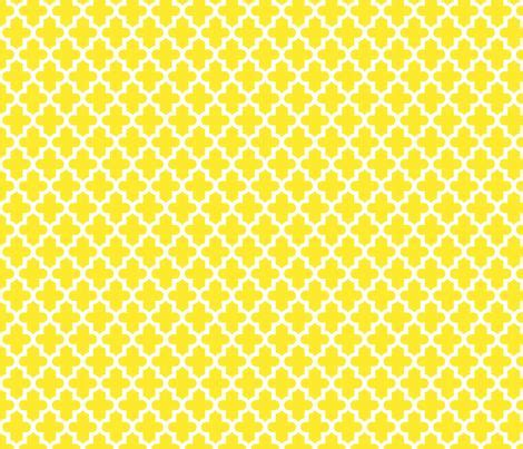 yellow moroccan pattern yellow quatrefoil wallpaper nursery pinterest