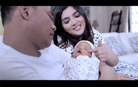 film anakku buah hatiku ashanty ajak bayinya bintangi video klip anakku