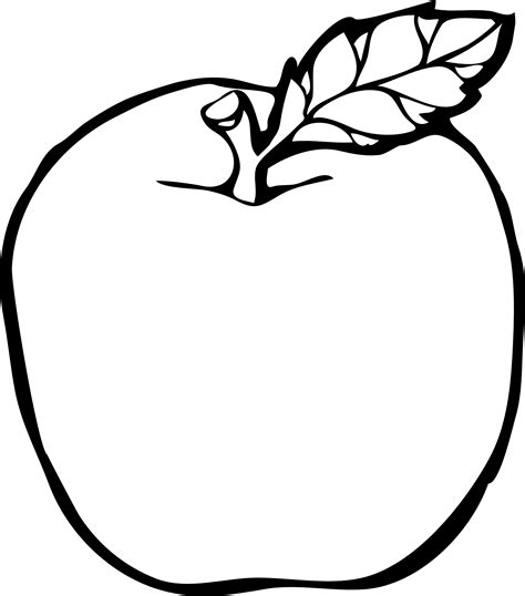 apple drawing apple drawing clipart best
