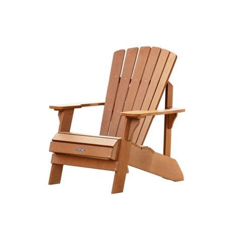 Lifetime Adirondack Chairs by Lifetime Faux Wood Adirondack Chair 60064