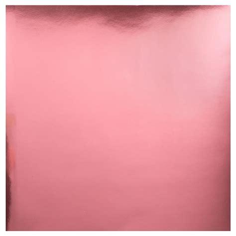 Bazzill Foil Cardstock Light Pink
