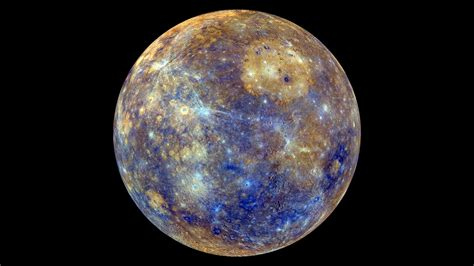 apod 2013 march 1 colors of mercury
