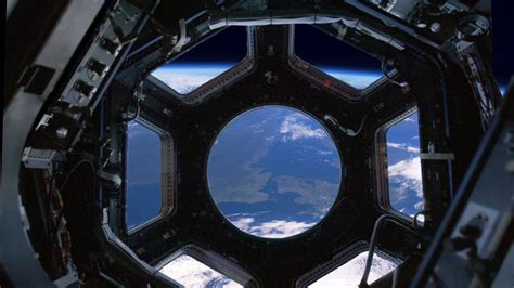 iss cupola iss space window cupola motion background storyblocks