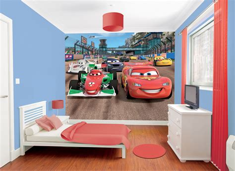 car wallpaper for bedroom tapeta 3d disney auta 3d tapety