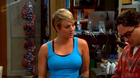 penny big bang theory haircut hairdresser 17 best images about kaley cuoco on pinterest
