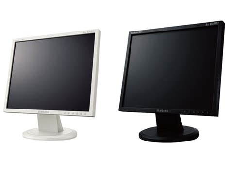 Monitor Samsung Syncmaster 740n samsung syncmaster 740n plus lcd monitor displays highfidelityreview hi fi systems dvd