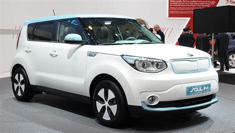 Kia Motors Wiki Kia Soul Ev