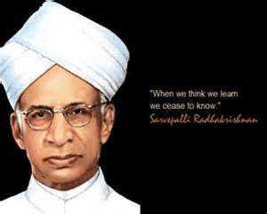 Dr Sarvepalli Radhakrishnan In Essay by Speech About Teachers Day In Telugu Archives Best Greetings Quotes 2016
