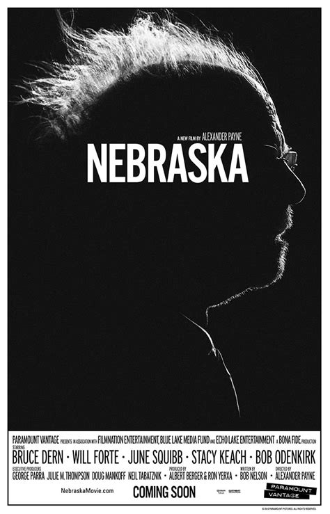 film nebraska nebraska exclusive first trailer and poster for alexander