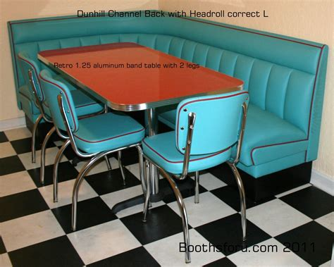 corner booth tables for sale retro diner booths booths and banquettes for residence