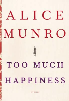 themes in alice munro s short stories reid s readings too much happiness by alice munro